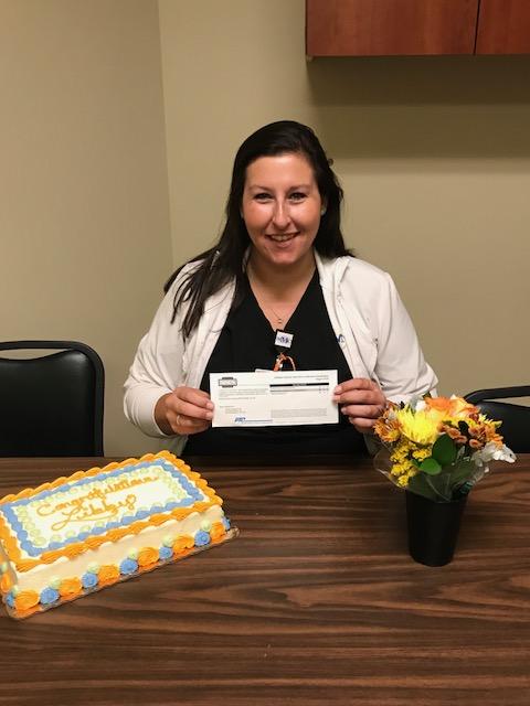 Murfreesboro Medical Clinic's Neurology CNA, Libby Stark, Receives MS Certification