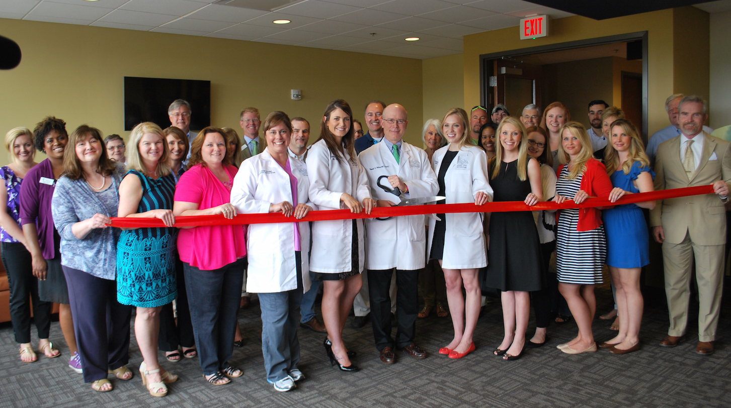Dr. Ronald 'Junior' Nelson Opens Dermatology Practice in Smyrna