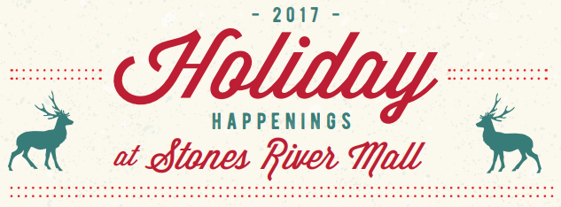 Stones River Mall plans A Thanksgiving Tree Lighting and More this Holiday Season!