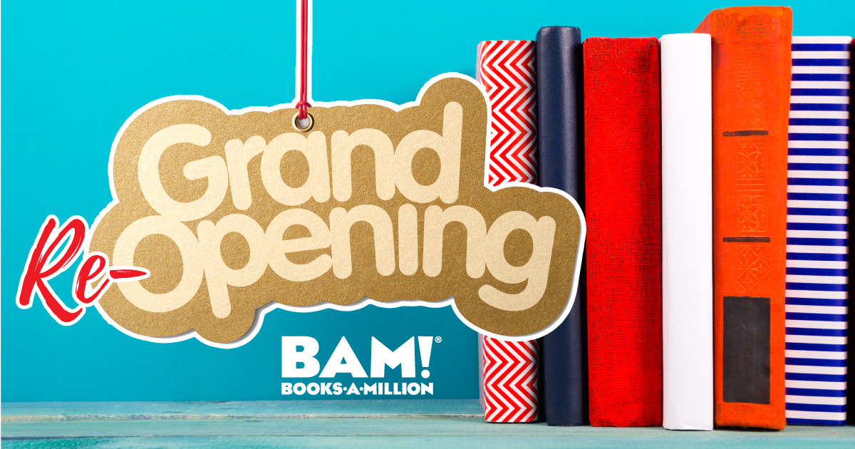 Books-A-Million celebrates new location with Ribbon Cutting and Grand Reopening