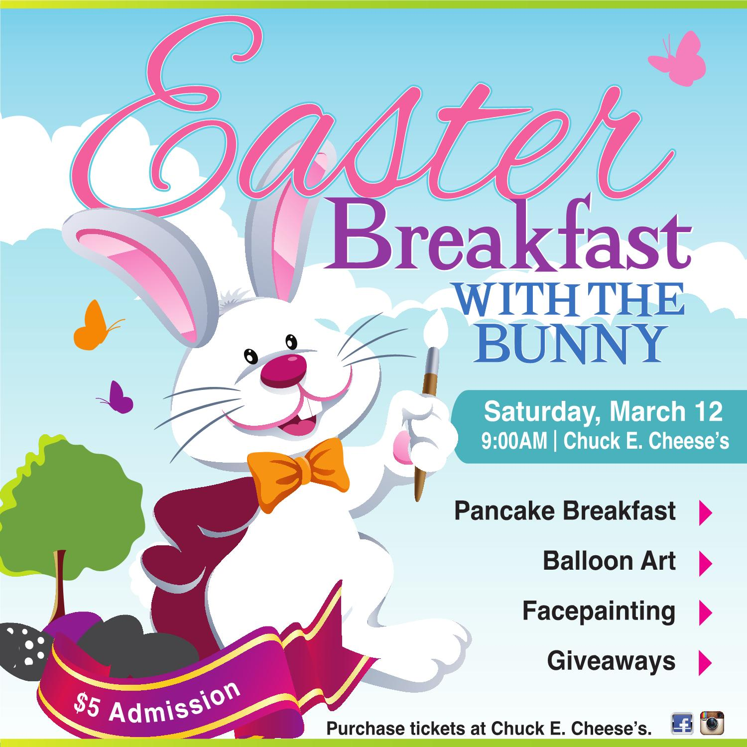 Easter Bunny at Stones River Mall on Saturday, March 12, 2016