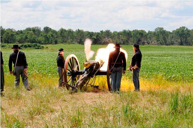 History: The Stones River Battlefield in Murfreesboro