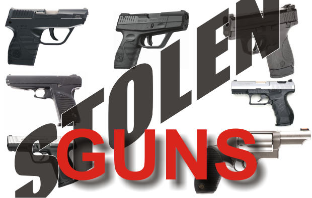 Multiple guns stolen in Murfreesboro from local store