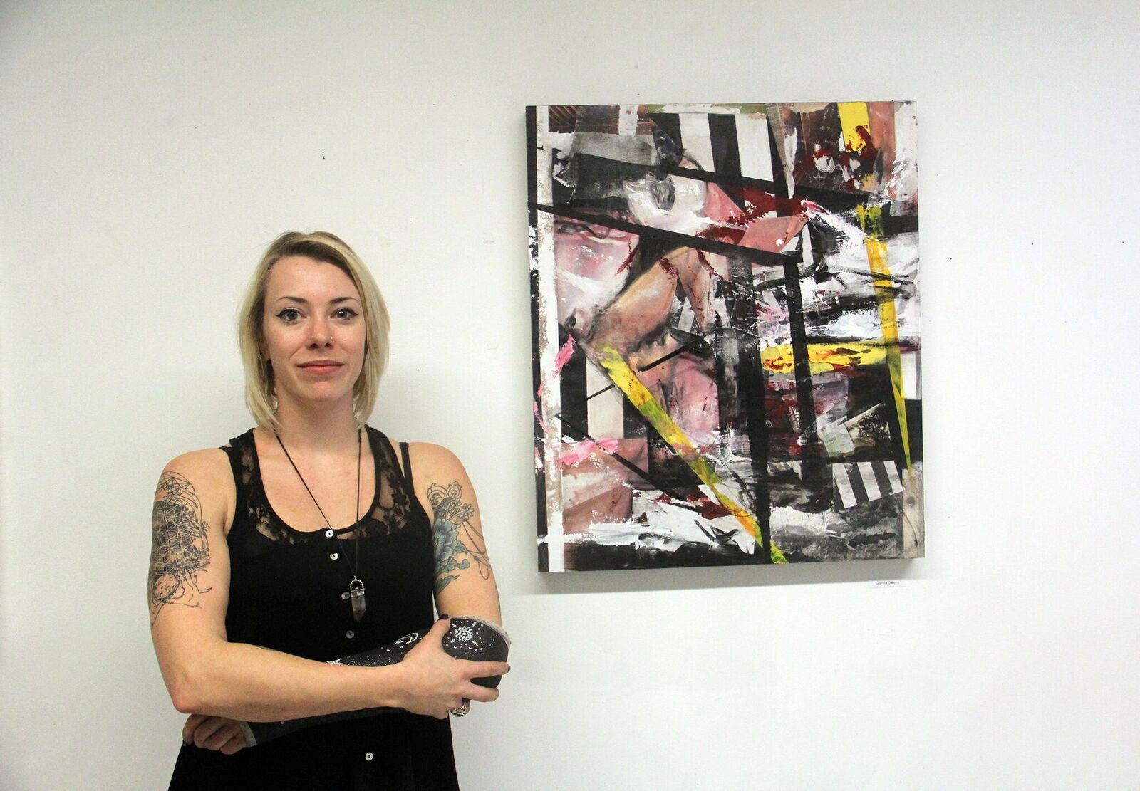ART: Spring Bachelor of Fine Arts Exhibitions