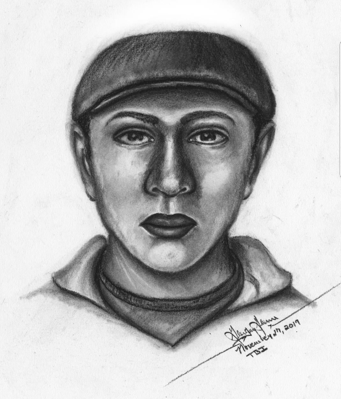 UPDATE: Murfreesboro Police Release Sketch of Rape Suspect