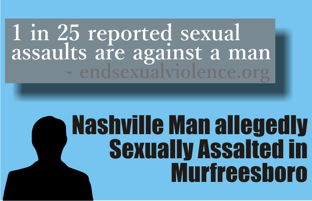 Nashville man taken to Murfreesboro and allegedly sexually assaulted by another man