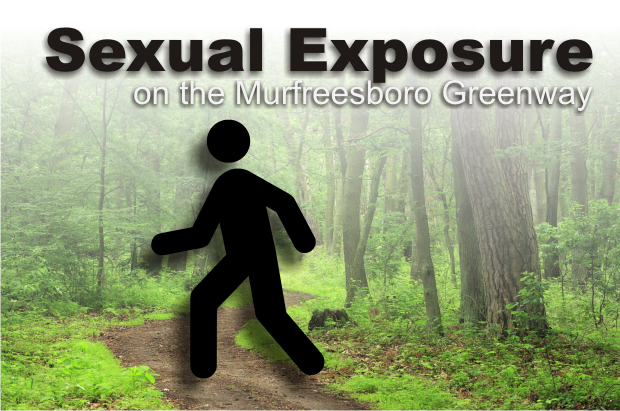Unknown Man Continues to Expose Himself in Murfreesboro
