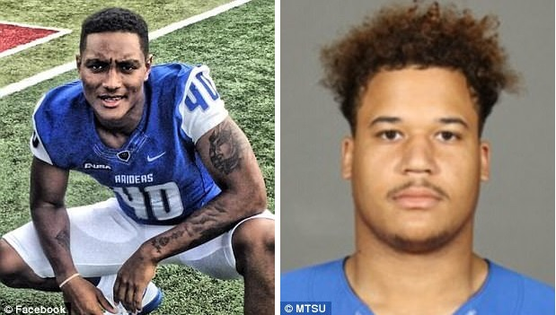 UPDATE: Warrant obtained for one of two MTSU Football players accused of animal cruelty