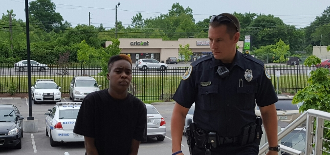 Smyrna resident arrested for Nashville Murder
