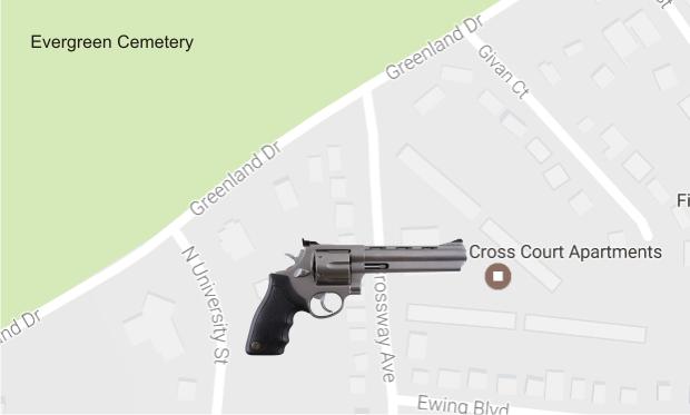 Man shot in the leg in Murfreesboro