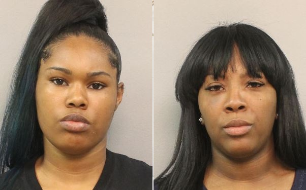 Two Women Facing Multiple Criminal Charges Resulting from Shoplifting Case