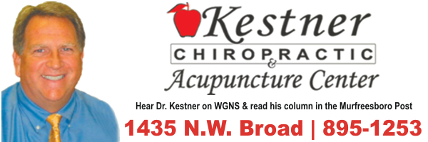 ONLINE EXCLUSIVE: It's Allergy Time in Tennessee! | allergy, WGNS, Murfreesboro news, WGNS news, Dr. Kestner, Kestner Chiropractic & Acupuncture Center