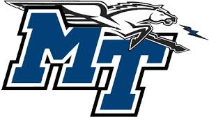 Middle Tennessee Football Has 4 Nationally Televisied Games | MT, Middle Tennessee, MTSU Football, television schedule, WGNS, WGNS News, Murfreesboro news