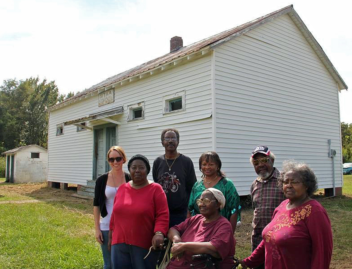 Advice on 'Preserving African-American Historic Places'