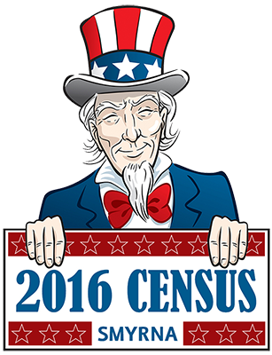 2016 Town of Smyrna Special Census | Smyrna, Town of Smyrna, census, WGNS, NewsRadio WGNS, Smyrna news