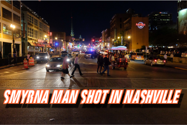Smyrna Man Shot on 2nd Avenue in Nashville