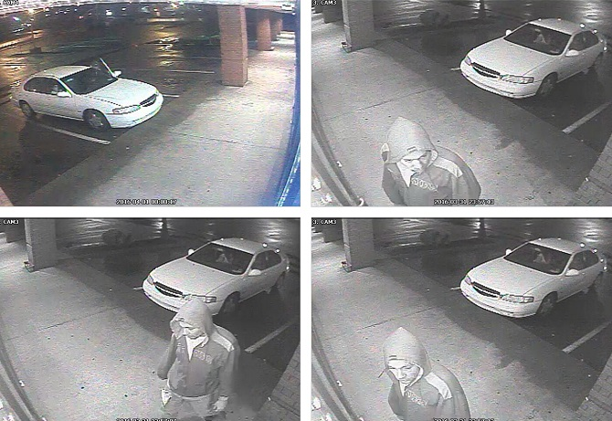 Smyrna Police looking into Vandalism Case - Do you recognize this person of interest