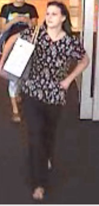 Smyrna Police looking for counterfeit suspect