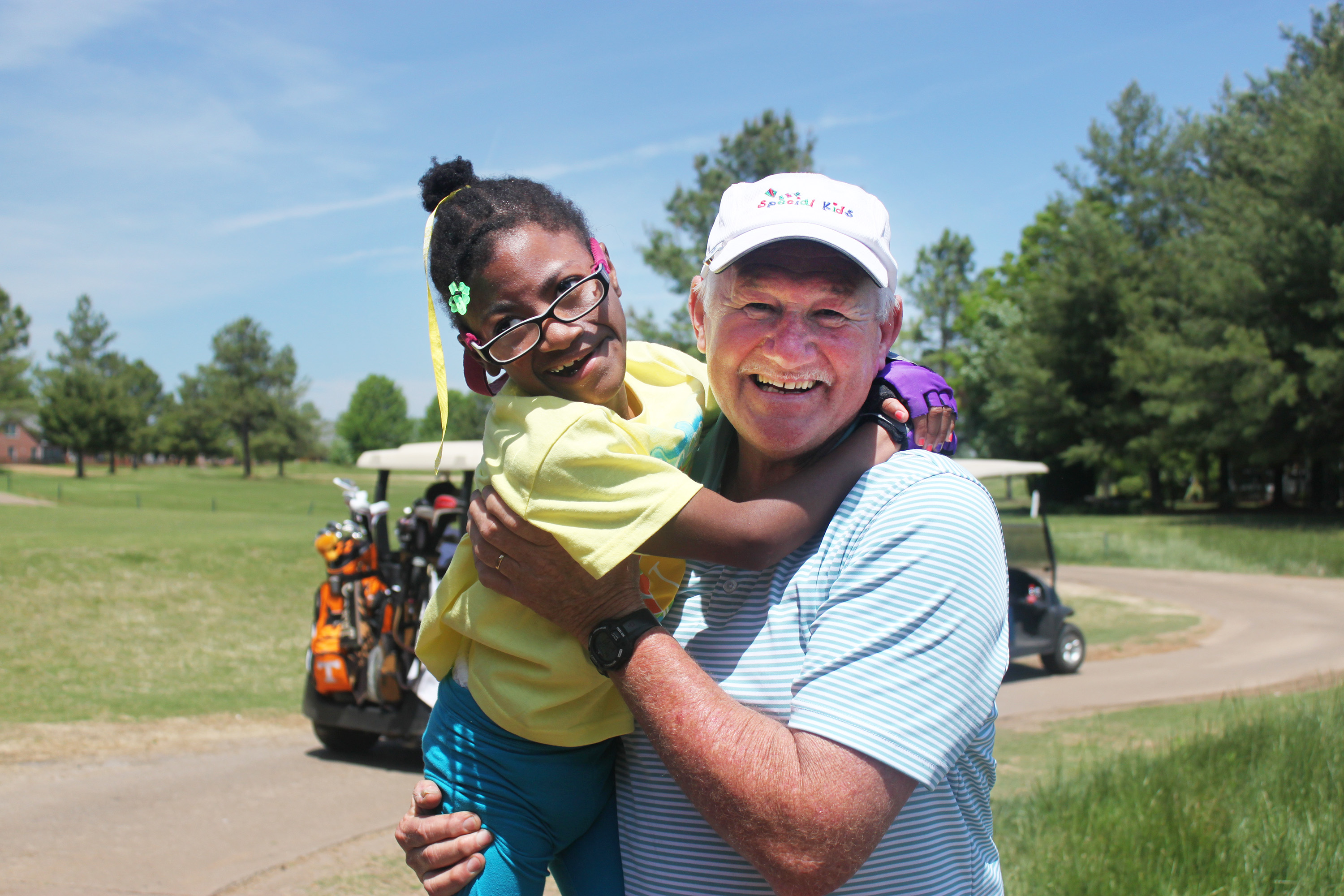 Play in the 16th Annual Special Kids Golf Classic on Thursday, May 7
