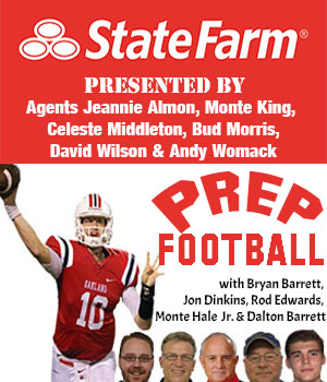 State Farm Prep Preview: Oakland at Riverdale | Riverdale, Oakland, prep football, football, Will Kriesky, Kevin Creasy, NewsRadio WGNS, Murfreesboro news, Murfreesboro sports