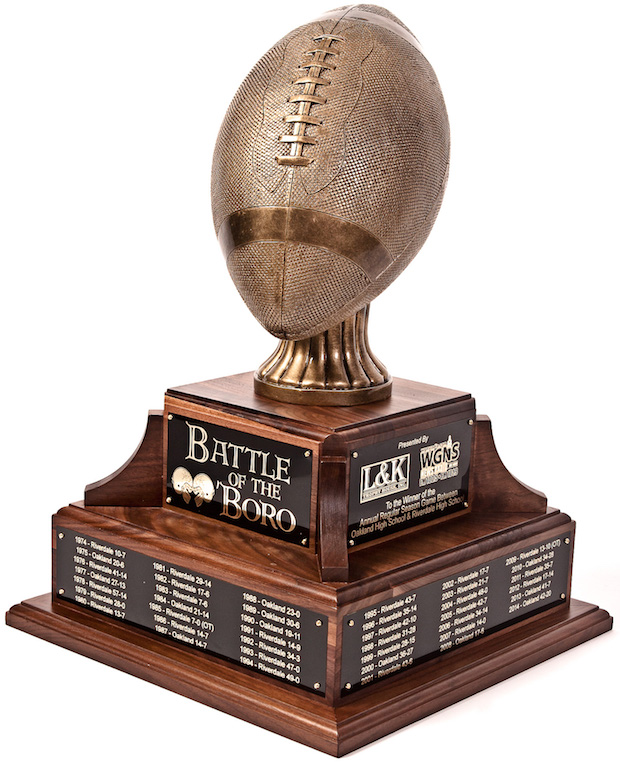 Battle of the 'Boro Trophy