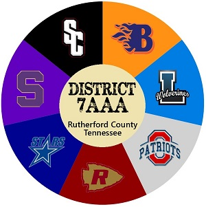 District 7-AAA Basketball Standings
