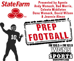 Prep Football on NewsRadio WGNS