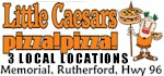 WGNS Primetime Sports / Little Caesars Pizza All Sports Trophy