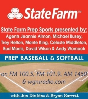 Prep Baseball / Softball Coverage on NewsRadio WGNS