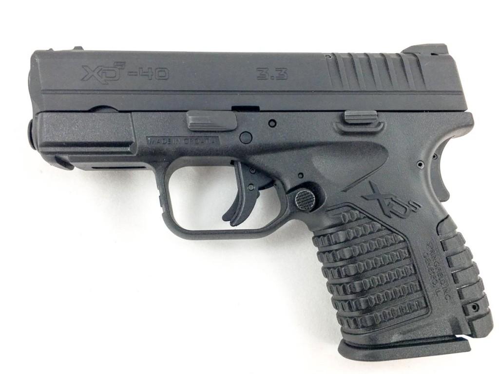 .40 Handgun Stolen in Murfreesboro