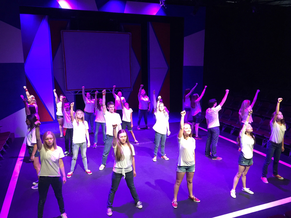 CAMP: The Summery Youth Conservatory at the Arts Center of Cannon County