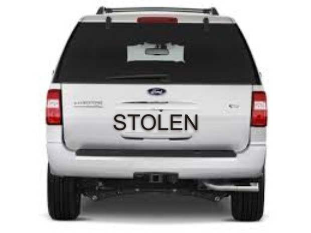 Stolen SUV recovered in motel parking lot - One guest and one resident arrested