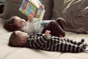 Story Time Boosts Kids' Brain Development, says Study
