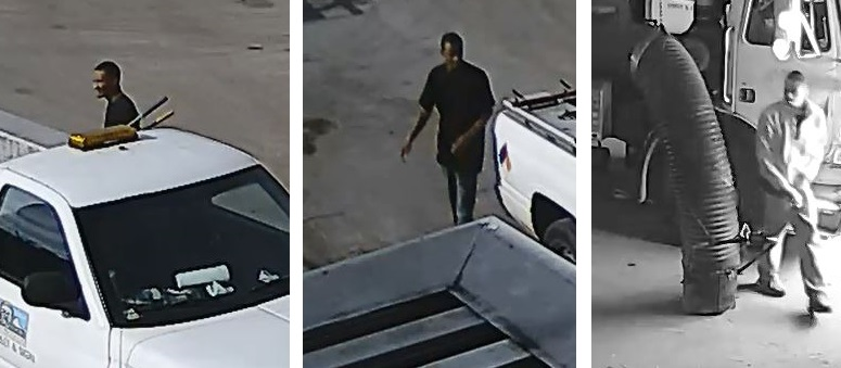 These men are accused of breaking into the Murfreesboro Street Department Office