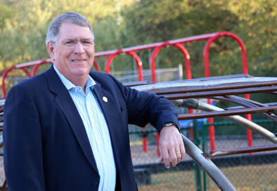 School Board member Terry Hodge combines business background with love for hometown to provide opportunities for local students