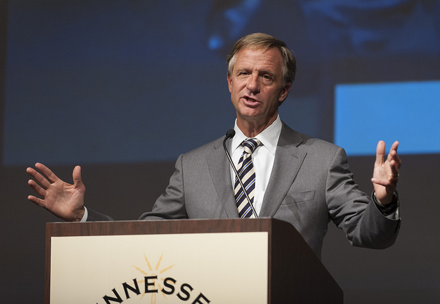 TN Governor Suggests too much history stripped in proposed Social Studies standards in Public Schools