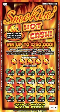 Tennessee Lottery Sets New Record