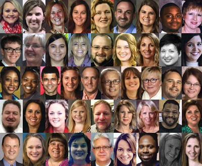 Forty-six teachers named Teachers of the Year by Rutherford County Schools