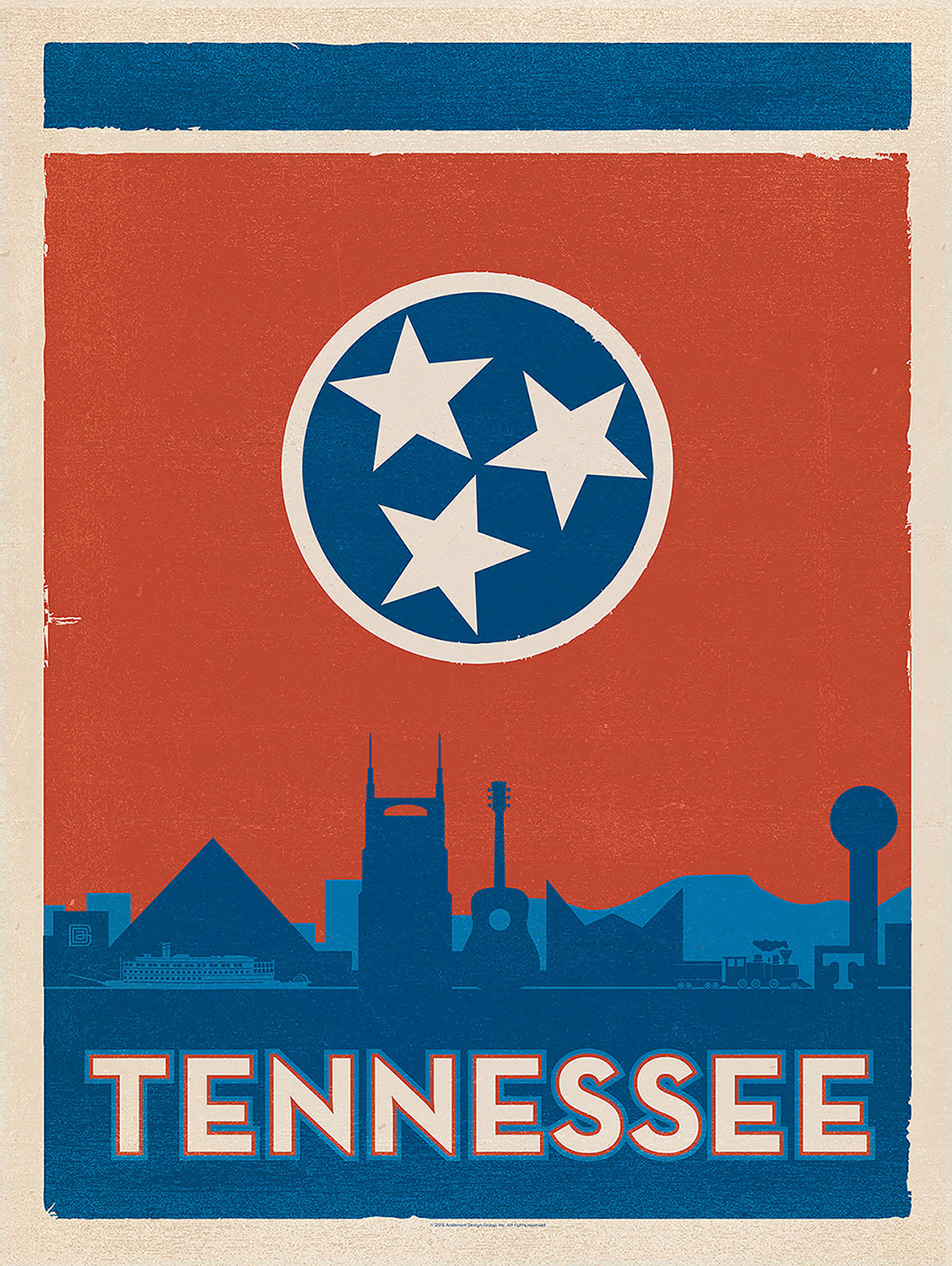 Revenues Up in Tennessee