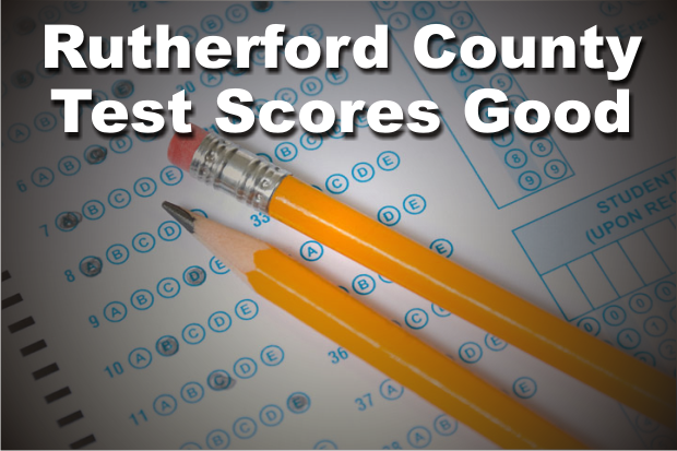 Rutherford ACT scores reach seven-year high