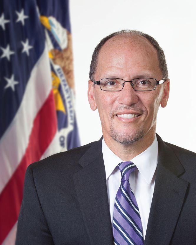 TN Democrats are backing former Labor Secretary Tom Perez for DNC Chair