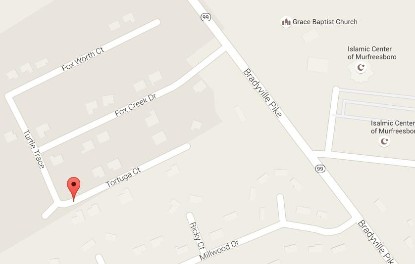 Ford F-150 Stolen in Murfreesboro