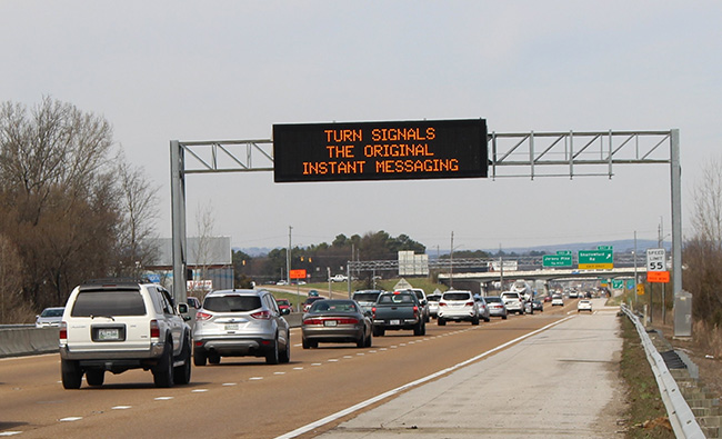 TDOT Message Board Contest Continues