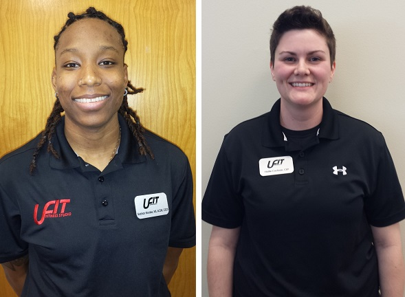 UFIT Adds MTSU Alumnae to Staff