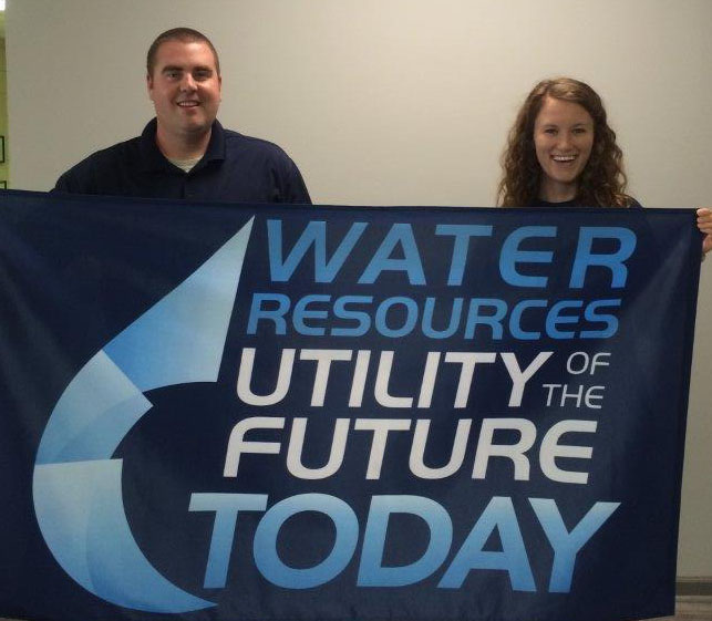 City of Murfreesboro Water & Sewer Department designated as a Utility of the Future