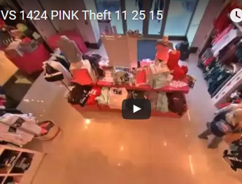 Another Victoria's Secret Theft in Murfreesboro - See the Video