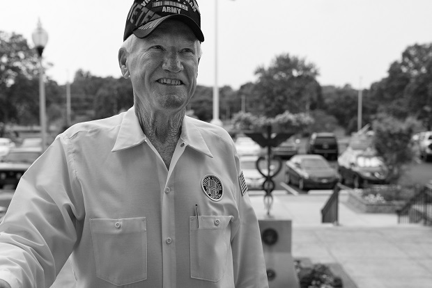 Vietnam Veteran talks about service to country and medical care at the Murfreesboro VA