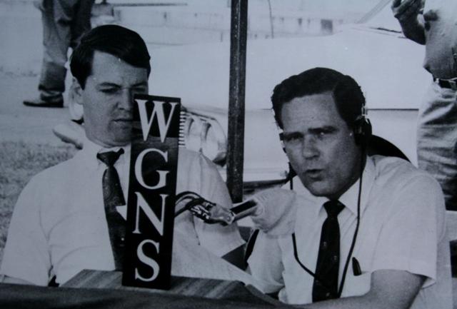 Longtime WGNS legend Jerry