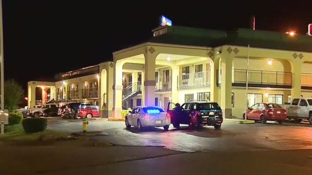 Armed Robbery Reported at a LaVergne Motel