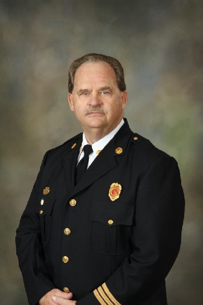 Murfreesboro Fire Battalion Chief Retires with Nearly 40 Years of Service